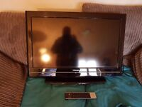 "Toshiba 32"" LCD Television 2 HDMI Ports and USB £115 Possible Delivery"