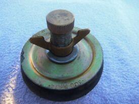 10 x Horobin Steel Test Plugs. 100mm