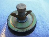 Horobin Steel Test Plug. 100mm
