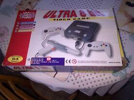 1 Black Ardo Ultra 8 Bit Video Game for sale