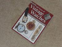 Dean Judy Vintage watch book