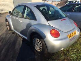 Volkswagen Beetle 1.6 2002 02
