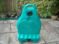 Royal Waste Water Container c/w Cover