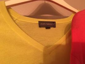 John smedley fine gauge jumper