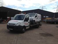A.m.s car recovery from £25 for cars vans 4x4s