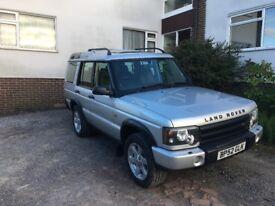 Land Rover discover 2 TD5 facelift VGC