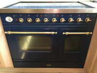 Cooker Range, electric, Britannia, Very good condition.