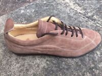 Brand New Italian Hand Made Genuine Leather Shoes, Biarritz Brand