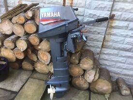 8hp Yamaha Outboard long shaft