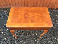 Small table. Ideal for refurbishment