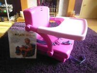 Booster Highchair Seat