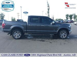 2015 Ford F-150 Lariat 502A SuperCrew EcoBoost 4WD