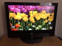 "LG 37"" Widescreen 1080P Full HD LCD TV - With Freeview, LIMITED EDITION ( SCARLET )"