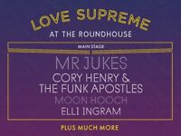 Love Supreme Festival at Roundhouse