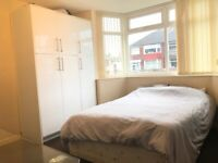 Double Bedroom Bills Included-Available ASAP