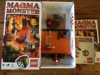Lego game Magma Monster