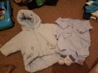 baby boys clothes bundle newborn and 0-3 collection antrim