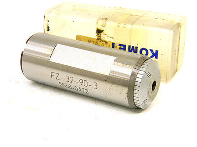 New Surplus Komet Fz Boring Cartridge M30 02130 Fz 32-90-3