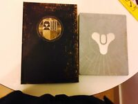xbox one games - Destiny Limited Edition and WWE 2K15