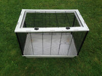 Large hamster/guinea pig cage - used