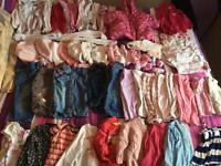 Large 6-9 girl bundle