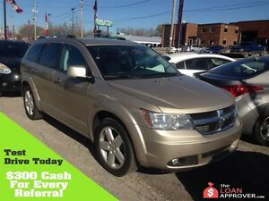 2009 Dodge Journey R/T * AWD * 7PASS * LEATHER * HTD PWR SEATS