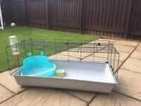 Rabbit Hutch/ Small animal cage..