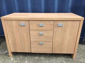 Modern Sideboard FREE DELIVERY PLYMOUTH AREA SALE AGREED