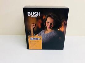 BUSH BLUETOOTH CD BOOMBOX