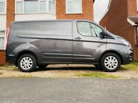 Ford Transit Custom 2020 alloy wheels and tyres