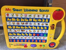 Alphabet Smart learning board