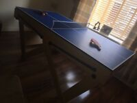 Riley pool/table tennis table ammacalate condition, won't take no less the 200.