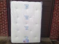 BRAND NEW orthopaedic memory foam mattresses