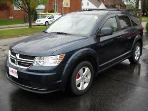 2014 DODGE JOURNEY SE PLUS - ALLOY WHEELS, CD, POWER WINDOWS & L