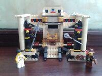 Indiana Jones Lego 7621