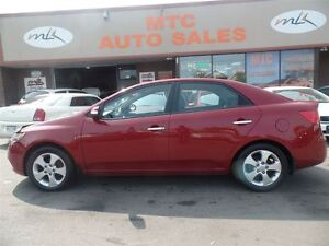 2010 Kia Forte 2.0L EX, GREAT ON GAS, POWER OPTIONS AND MORE