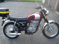 mash 400 roadstar retro only 1900 km vgc