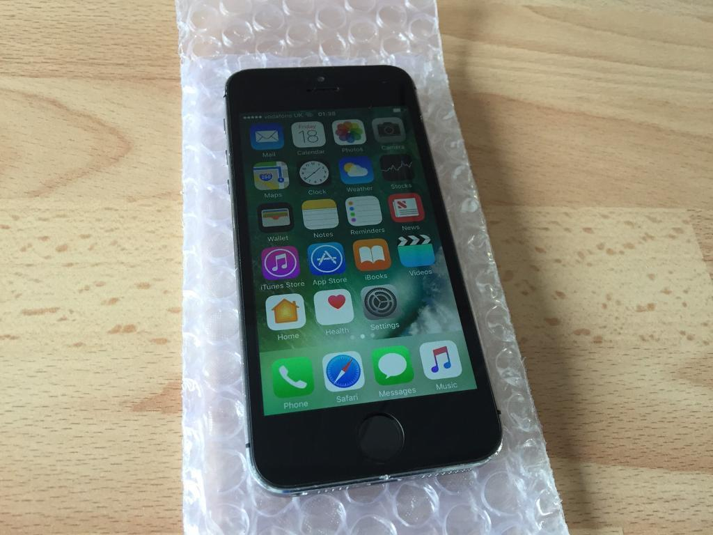 iPhone 5s 16GB Unlockedin Weston super Mare, SomersetGumtree - iPhone 5s 16GB UnlockedFully working , great condition Comes with charger Any questions please ask, thanks