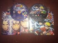 Naruto Shippuden games.