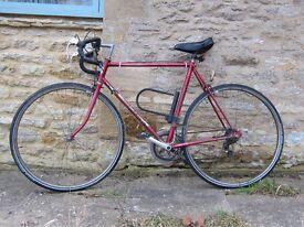 Vintage Elswick Bike