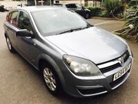 2004 VAUXHALL ASTRA, 1.4 PETROL MANUAL RECENTLY SERVICED, TIMING BELT CHANGED