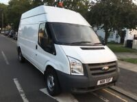 Ford Transit 2.4 TDCi 350 LWB High Roof 3dr Duratorq