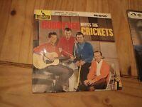 Vinyl - 45rpm Bobby Vee Meets The Crickets 1962