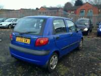 2002 MATIZ 0.8 PETROL.. VERY ECONOMIC .. EXCELLENT RUNNER
