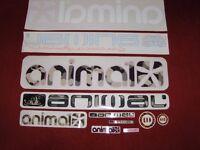Animal 'Brand' Stickers