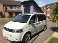 Vw t5 Campervan camper 2.5tdi 130bhp fsh shower hot water