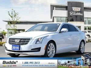 2016 Cadillac ATS 2.0L Turbo Luxury Collection 2.99% for up t...