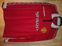 Manchester United Home shirt - 1999 Treble Season