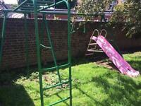 Swing set £50 buyer dismantles penge se20