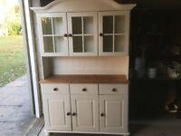Hand Painted Modern Pine Dresser